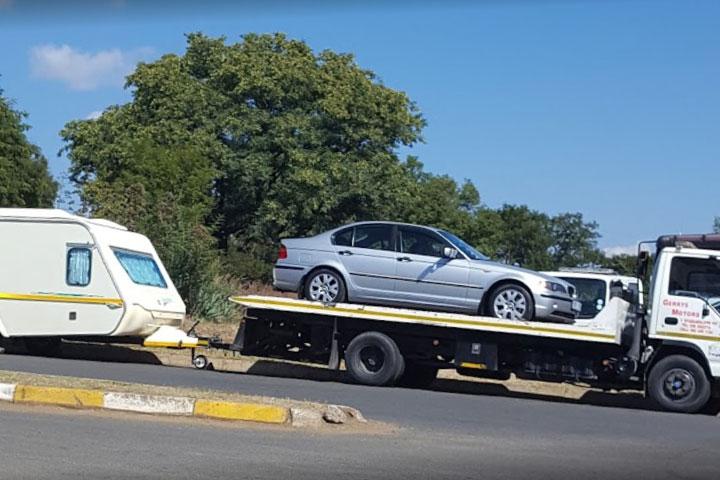Caravan Breakdown Recovery