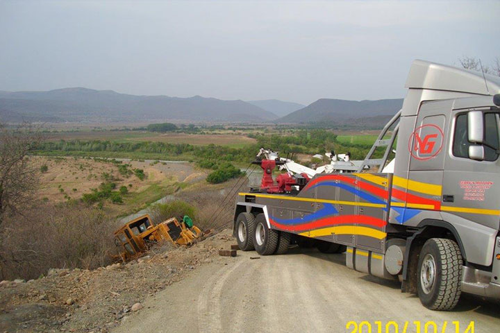 Heavy Commercial Vehicle Recovery